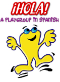 ¡Hola! A Playgroup in Spanish