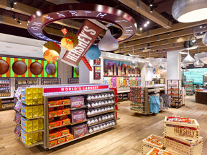 Hershey's Chocolate World Photos