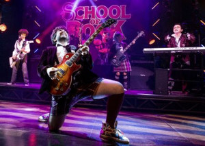 School of Rock-The Musical Photos