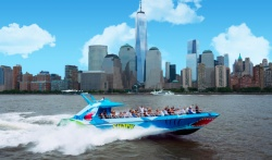 The SHARK Speedboat Thrill Ride