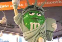 M&M'S World New York Photos