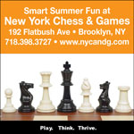 New York Chess and Games