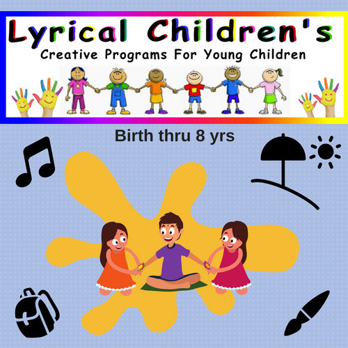 Lyrical Children's Creative Programs for Young Children