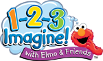 Sesame Street 123 Imagine