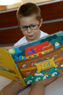 Regular Eye Exams are Important to Your Child's Health