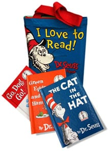 Dr Seuss and His Friends Prize Pack