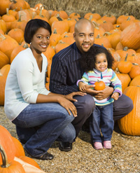 Pick your own pumpkins in NY, NJ, or CT