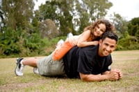 Jorge Posada and daughter Paulina
