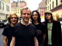 Chris Barron and the Time Bandits