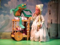 Puppetworks' The Frog Prince