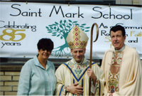 St Mark School, St Mark Church