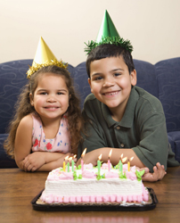How to be a good birthday party guest