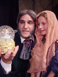 A Christmas Carol, Theatre Three