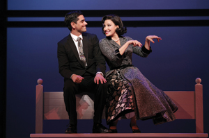 John Stamos and Gina Gershon, Bye Bye Birdie on Broadway