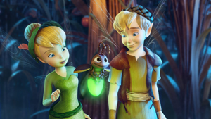 Tinker Bell and the Lost Treasure, Terence, Blaze