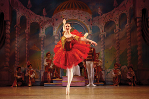 The Nutcracker, Westchester Ballet Company, Julieta Cervantes