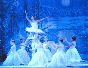 The Nutcracker, Dance Theatre in Westchester