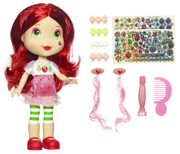 Strawberry Shortcake Sweet Surprise Strawberry Doll