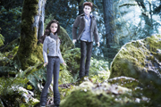 Twilight Edward and Bella Barbie dolls