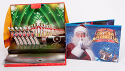 Radio City Christmas Spectacular pop-up book