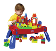 Mega Bloks Play N Go Table