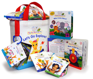 Baby Einstein Playful Discoveries Book Club