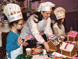 Lil Chefs, Gingerbread Decorating Workshop