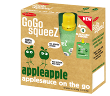 GoGo squeeZ apple