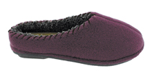 Smartdogs' Pure slipper, eggplant