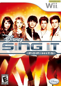 Disney Sing It: Pop Hits for Wii