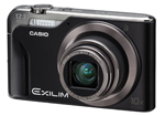 Casio EXILIM EX-H10 12.1 megapixel compact digital camera