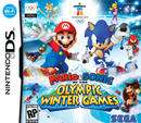 Mario and Sonic at the Olympic Winter Games for Nintendo DS