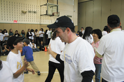 Reuben Gittelman Hebrew Day School, New City, Rockland County, Stand Up to Cancer Day