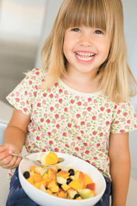 healthy eating tips for kids and families