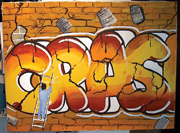 "graffiti, The art of John ""Crash"" Matos"