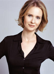Cynthia Nixon, Sex and the City actress