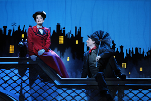 Mary Poppins backstage tour