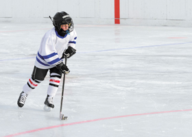 youth ice hockey