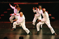 Step Afrika, Westchester Community College performance