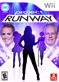 Project Runway for Wii, Heidi Klum, Tim Gunn