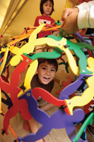 Math Midway at the New York Hall of Science