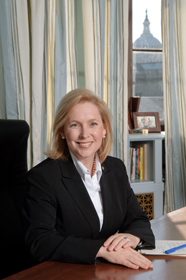 Senator Kirsten E. Gillibrand