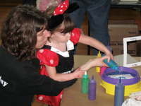 Purim Carnival at Mid-Island Y Jewish Community Center