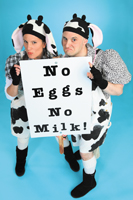 Click, Clack, Moo: Cows That Type, TheaterworksUSA