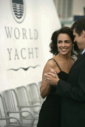 World Yacht cruises, romantic