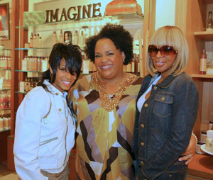 Mary J. Blige; Jada Pinkett Smith; Lisa Price, Carol's Daughter