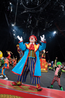 Tomalito performs some tricks. ©Ringling Bros. and Barnum & Bailey®