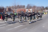 Glen Cove St. Patrick's Day parade