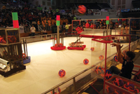 Long Island Regional First Robotics Competition
