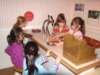 Get Creative workshops for kids